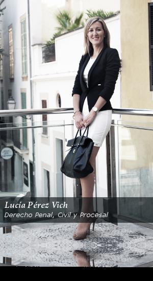 Lucia Pérez Vich